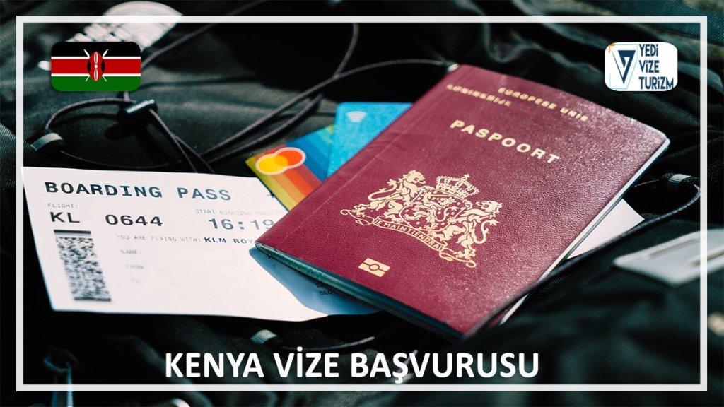 Vize Başvurusu Kenya