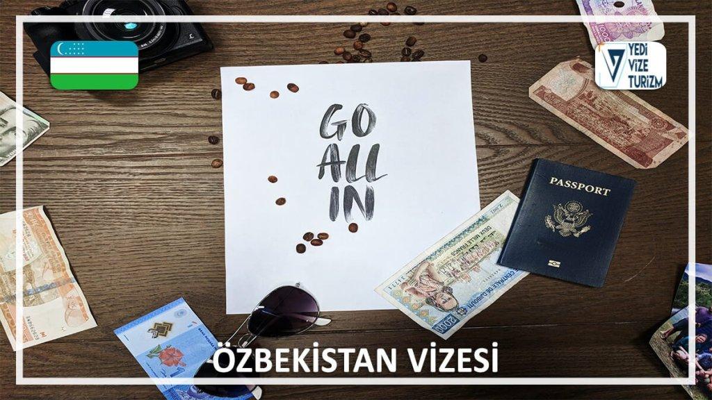Vizesi Özbekistan