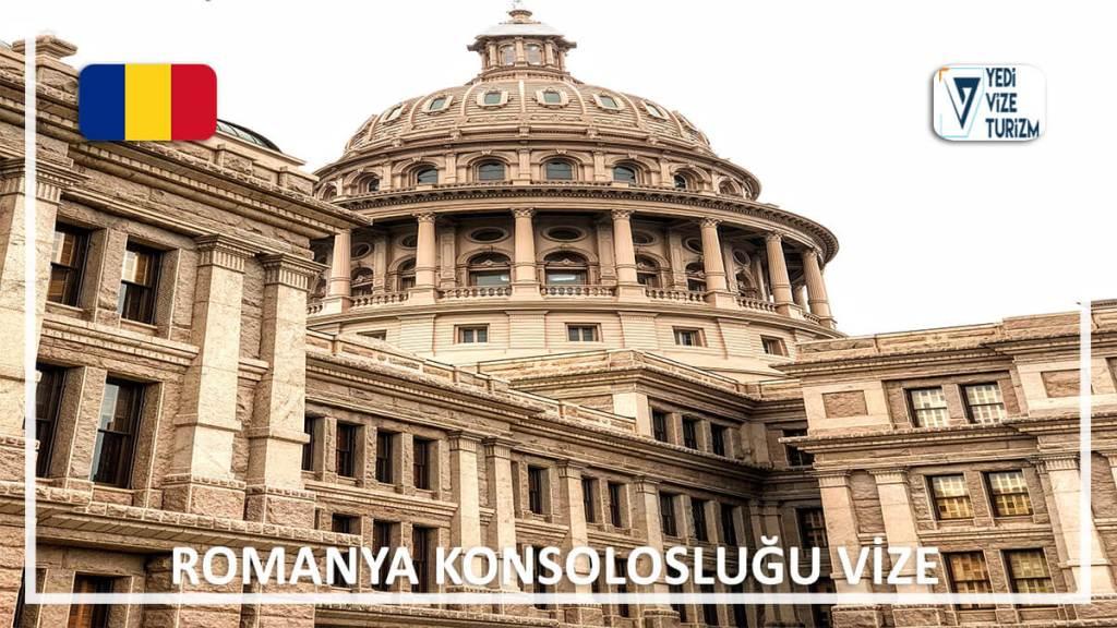 Konsolosluğu Vize Romanya