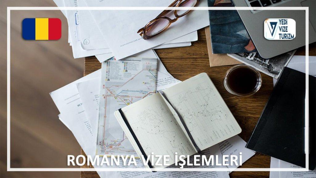 Vize İşlemleri Romanya