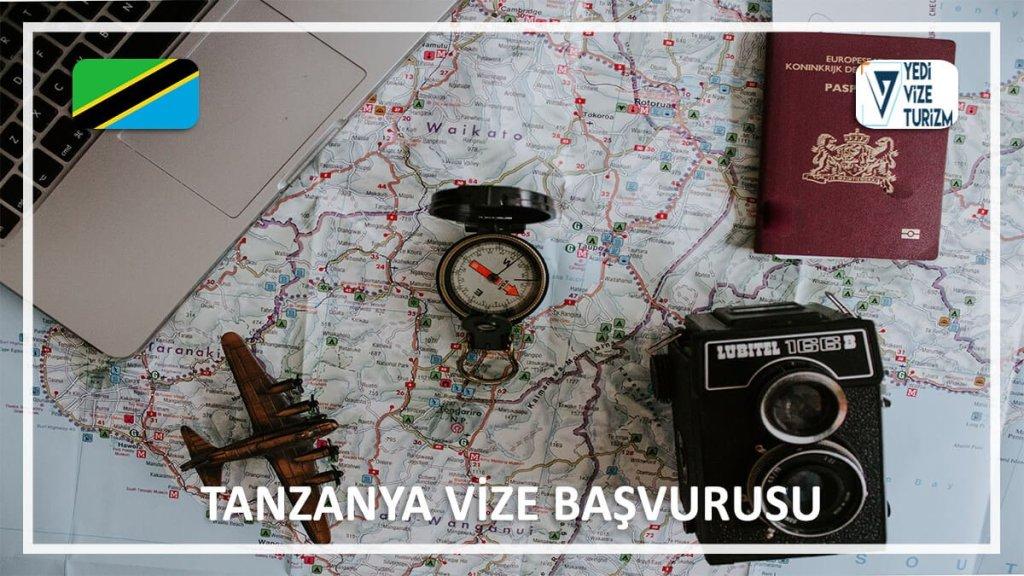 Vize Başvurusu Tanzanya