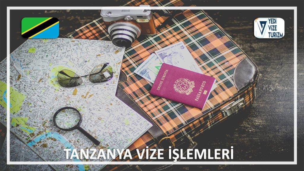 Vize İşlemleri Tanzanya