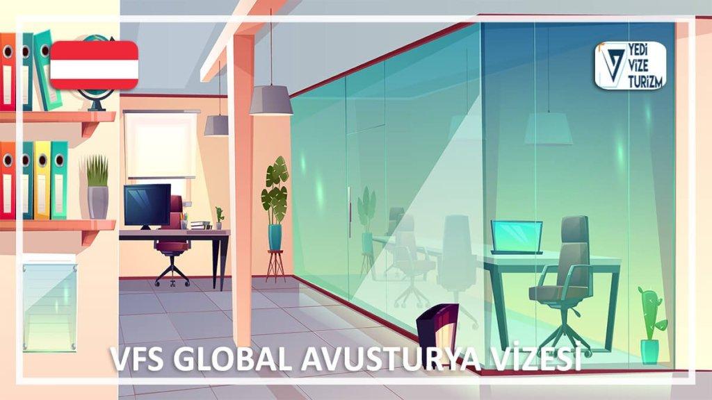 Avusturya Vizesi Vfs Global