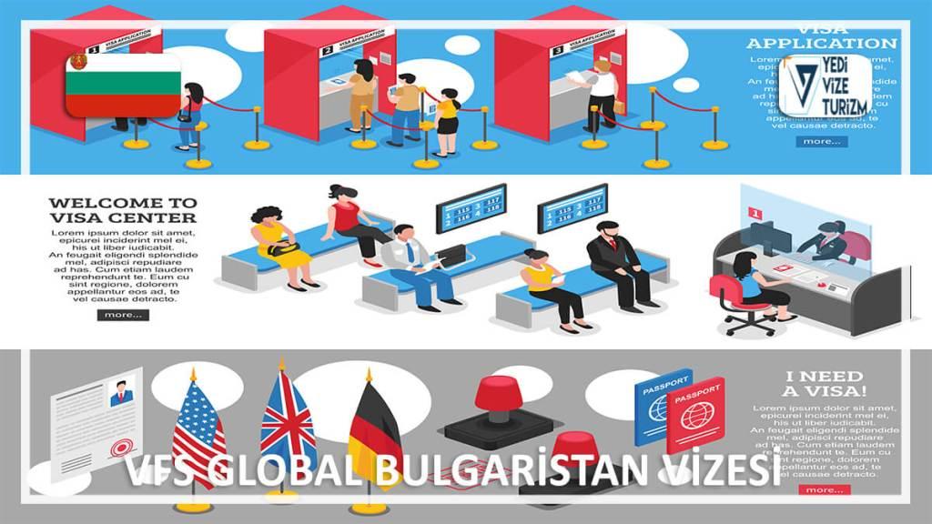 Bulgaristan Vizesi Vfs Global