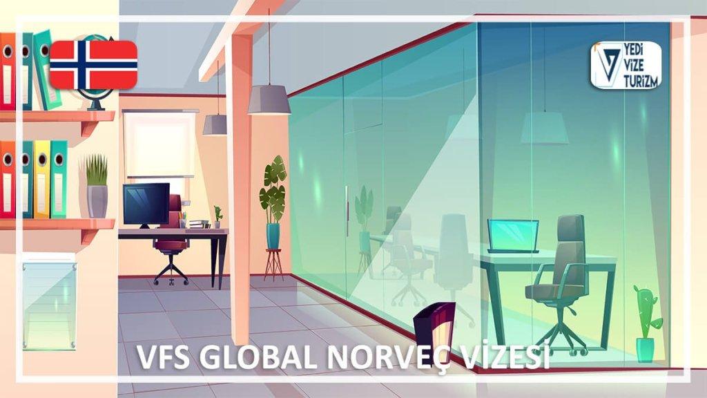 Norveç Vizesi Vfs Global