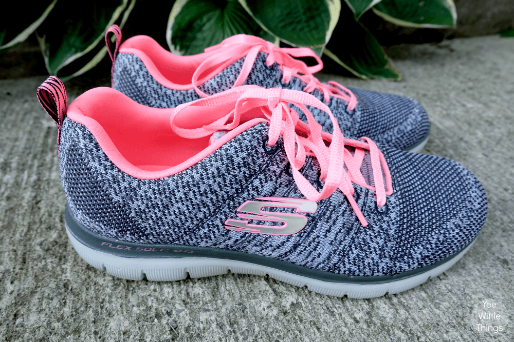431f1f7f392d Stylish and Comfortable With Skechers - Yee Wittle Things
