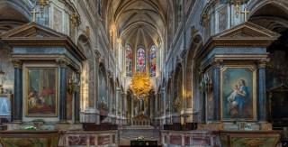 L'église Saint Merry