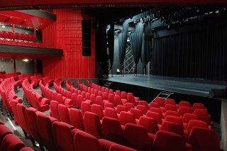 Le theatre Sylvia Montfort