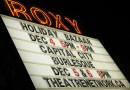 Holiday Bazaar at Roxy Theatre