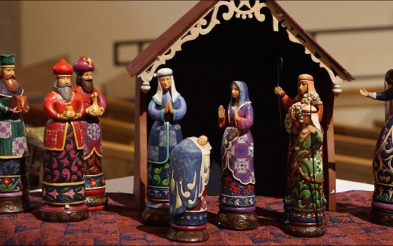 Over 600 Displays at Nativity Show