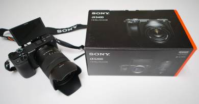 Sony a6400 Best Lenses