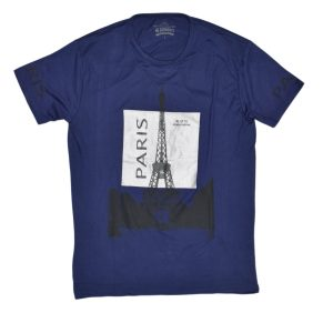 Blue Paris T-Shirt