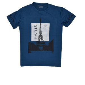 Regal Blue Paris T-Shirt