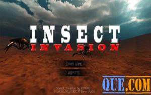 QUE.COM - InsectInvasion