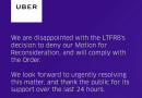 LTFRB: Grab and Uber drivers can keep working – if they have papers