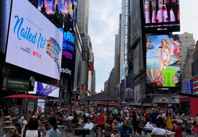 2018 Time Square New York