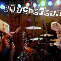 LE BUTCHERETTES - discografia chida -