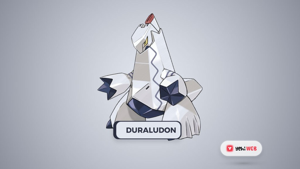 Duraludon Most Powerful Dual Type Pokémon of the 8th Generation, Ranked Yehiweb