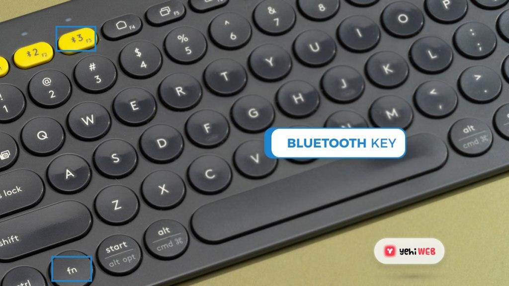 bluetooth key yehiweb