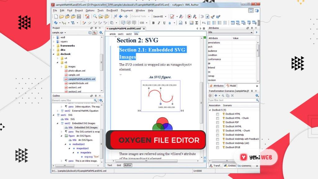 oxygen xml file editor Yehiweb