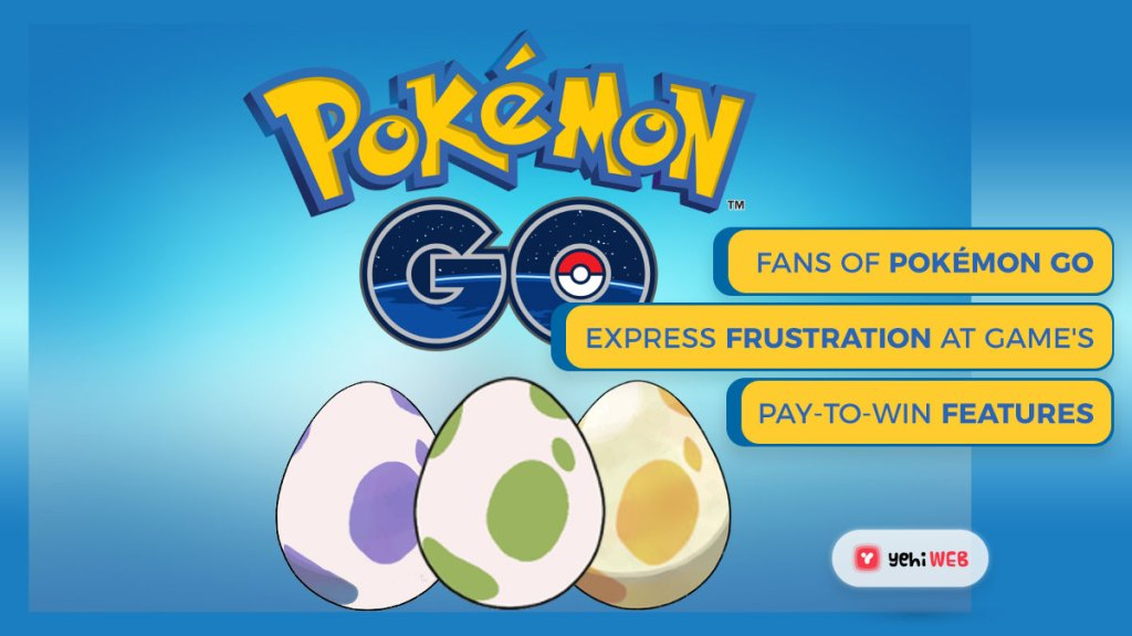 pokemon go fans express frustrations at game's pay to win features yehiweb on pokemon go reddit post