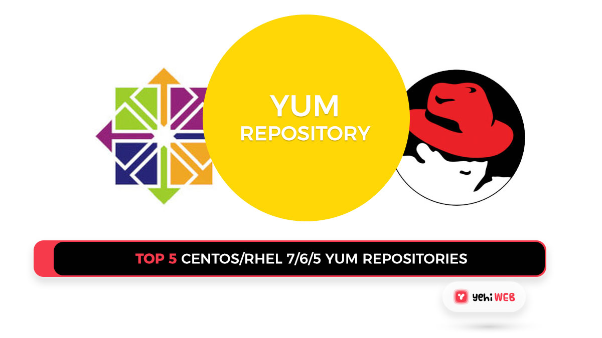 Top 5 CentOS/RHEL 7/6/5 Yum Repositories