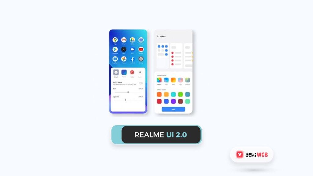 realme UI 2.0 Yehiweb