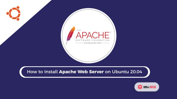 How to Install Apache Web Server on Ubuntu 20.04 Yehiweb