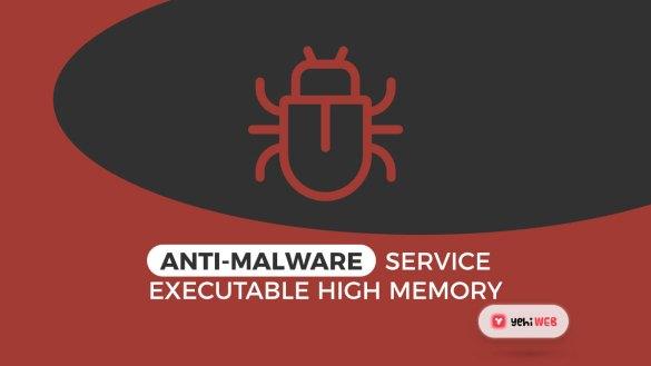 How To Fix Antimalware Service Executable High Memory (CPU Usage) yehiweb
