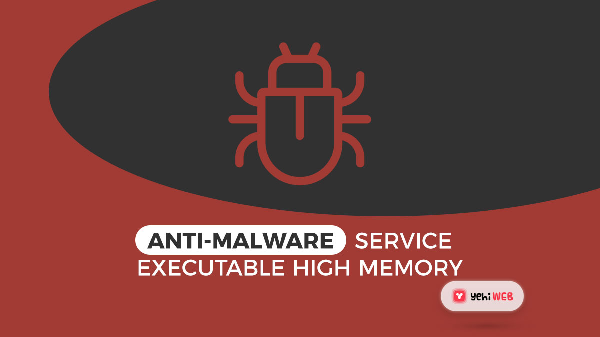 How To Fix Antimalware Service Executable High Memory (CPU Usage)
