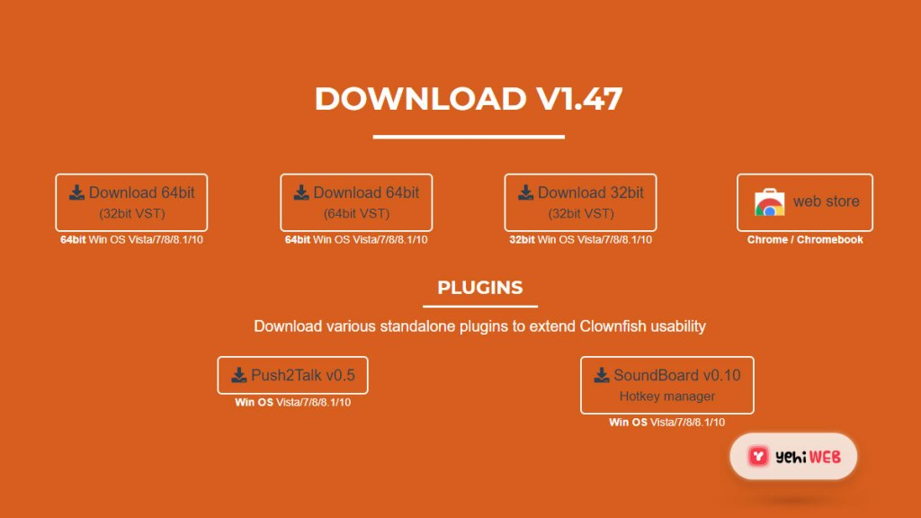 download clownfish voice changer yehiweb