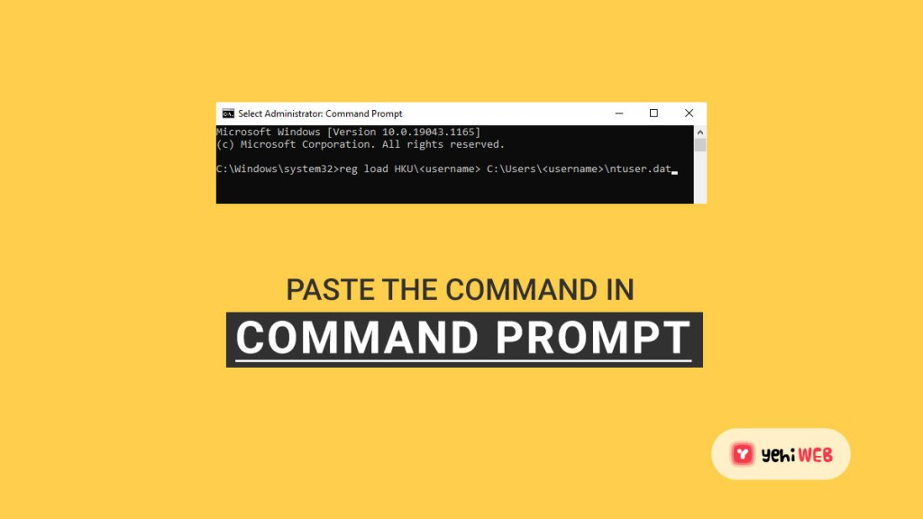 paste command in command prompt yehiweb