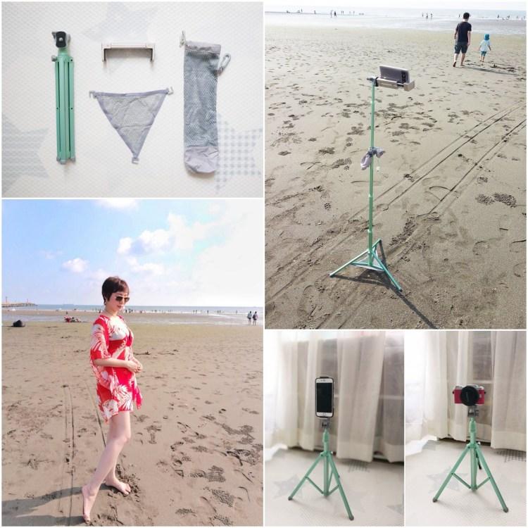 [生活] 自拍必備超級好用的-Lollipod第三代自拍樂腳架(自拍桿)