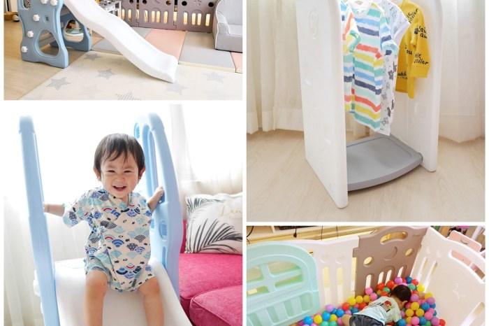 [親子] 韓國ifam兒童溜滑梯+兒童收納家具