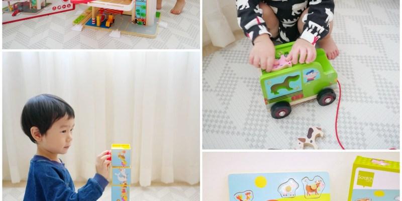 [親子] 兼具質感與趣味性-比利時Scratch益智玩具