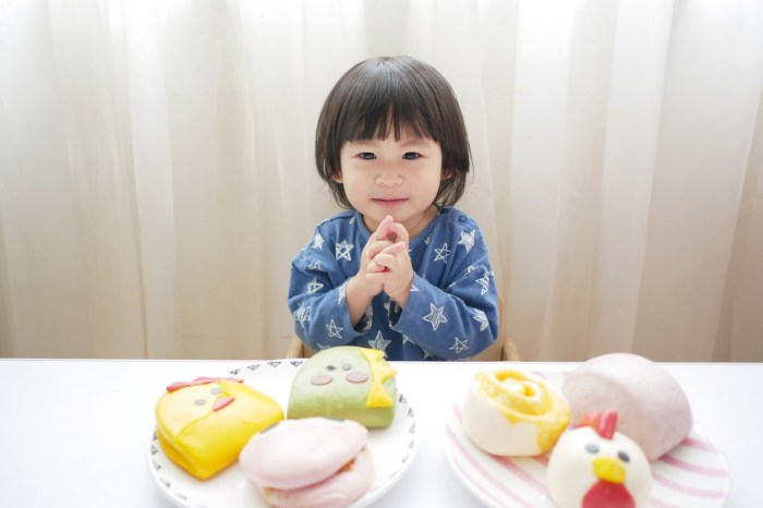 [美食] 小孩最愛的艾酷奇造型包子、饅頭開團 (無人工色素)