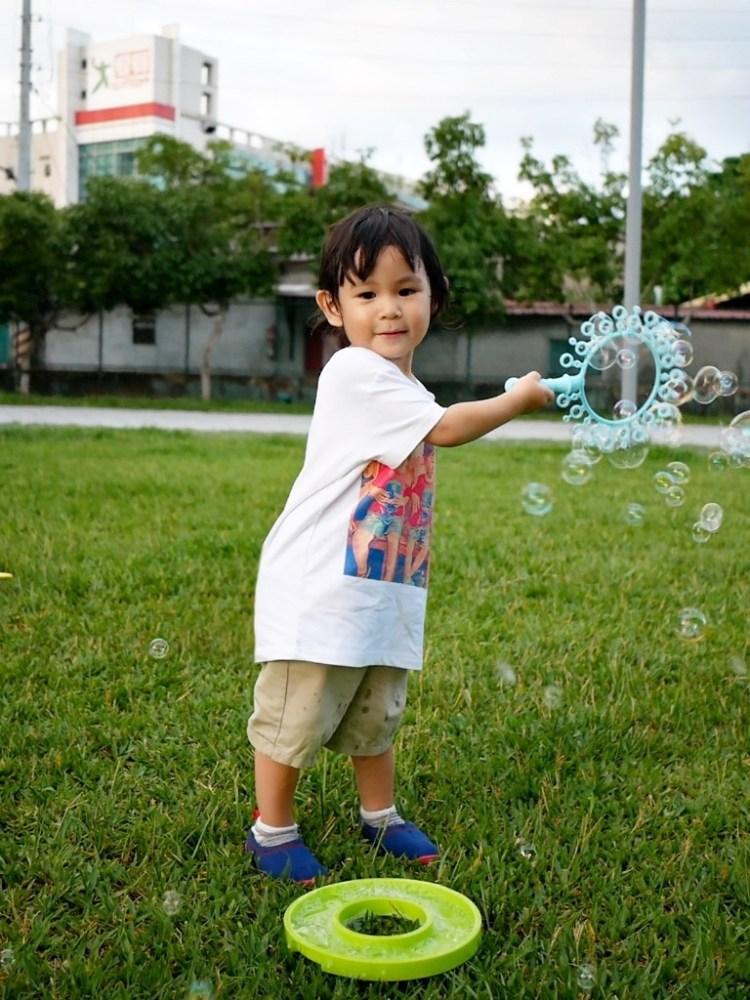 [親子] 種類最多最好玩的泡泡-Uncle bubble安可堡