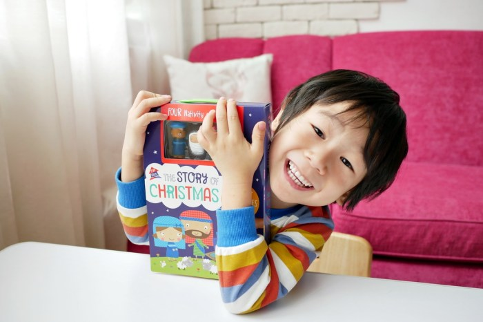 [親子] 聖誕主題英文童書開團