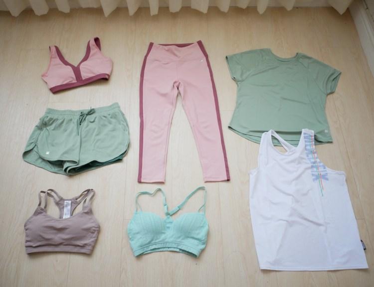 [生活] 又美又好穿的運動服飾-MOLLIFIX瑪莉菲絲