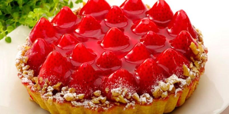 橘村屋蛋糕-古典巧克力, 草莓派