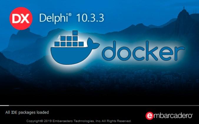 Docker RadStudio Rio 10.3.3