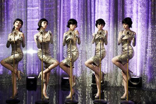 Korean wonder:  The Wonder Girls