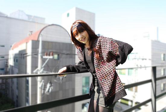 KARA Jiyoung for Karaya fashion