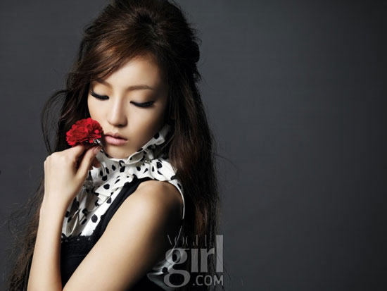 Kara Hara Vogue Girl