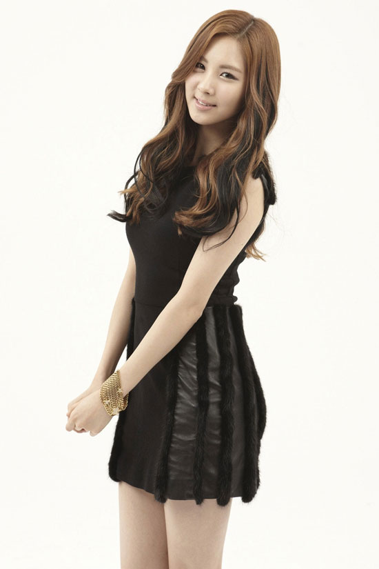 Girls Generation SNSD member Seohyun picture