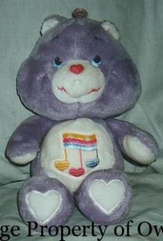 Harmony Bear- thetoyarchive.com