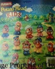 Potato Head Kids**