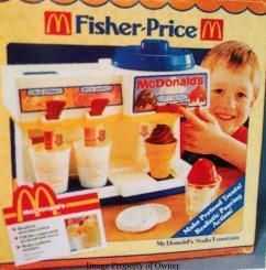 Fisher Price Soda Fountain