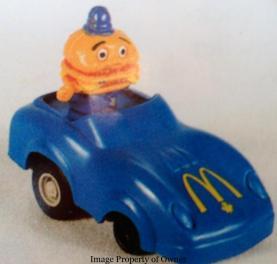 McDonalds Racers