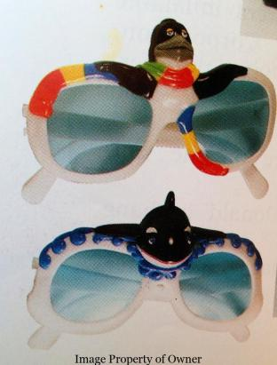 Sea World Sunglasses